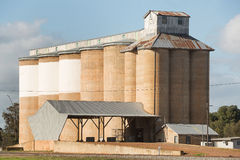 Grain Silos Beckom NSW Stock Photos