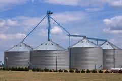 Free Grain Storage Royalty Free Stock Photos - 6050398