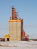 Grain Terminal Royalty Free Stock Image