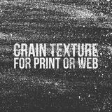 Grain Texture for Print or Web Royalty Free Stock Images