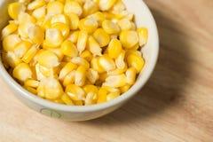 Graine de maïs Photographie stock