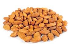 Graine des amandes nuts image stock