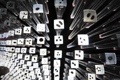 Graine : Pavillon 2010 du R-U d'expo de Changhaï de Chinois Photos stock
