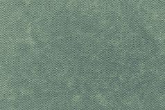 Grained texture fabric of pale green color Royalty Free Stock Photo