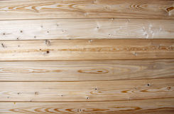 Grained wooden texture Stock Images