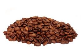 Graines de café Photographie stock libre de droits