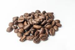 Graines de café Photos libres de droits