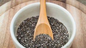Graines de Chia Image stock