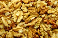 Graines de noix Photos stock