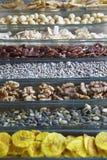 Graines et fruits secs Photos libres de droits