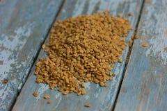 Graines indiennes de Schinduf Photo stock