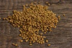 Graines indiennes de Schinduf Photographie stock