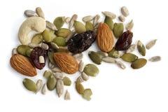 graines nuts Images libres de droits