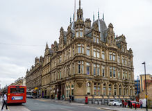 30 Grainger St Newcastle op de Tyne Stock Afbeeldingen