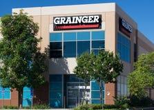 Grainger Warehouse Facility fotos de stock