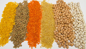 Grains Royalty Free Stock Image
