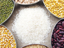 Grains-4 Royalty Free Stock Photo