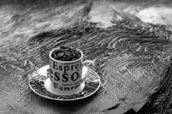 Grains de café 2 Photo libre de droits