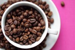 Grains de café Image libre de droits