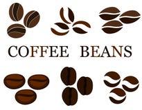 Grains de café illustration libre de droits
