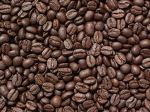 Grains de café Photo stock