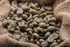 Grains de café Image stock