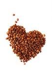 Grains de café Photos stock