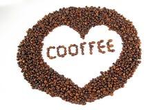 Grains de café (séries) Images stock
