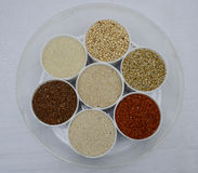 GRAINS Royalty Free Stock Photo