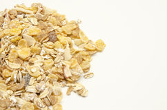 Grains of muesli Stock Photos