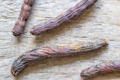 Grains of selim Stock Photo