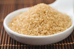 Grains of sugar cane Royalty Free Stock Photography