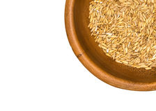 Grains of wheat Stock Photos