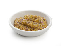Grainy mustard Stock Photography