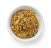 Grainy mustard Stock Images