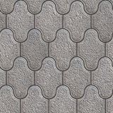 Grainy Paving Slabs. Seamless Tileable Texture. Stock Images
