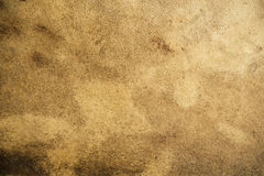 Grainy texture of old leather Stock Photo