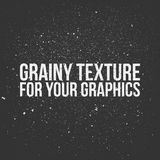 Grainy Texture for Your Graphics Royalty Free Stock Photos