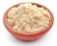 Gram flour royalty free stock image