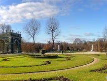 grama e jardins em Viena Fotos de Stock Royalty Free
