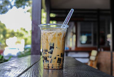 Grama Jelly Milk Foto de Stock