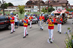 Gramado Christmas Parade Brazil Royalty Free Stock Photography