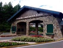 Gramado-Portal Lizenzfreies Stockfoto