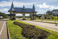 Gramado/RS - Brazil Stock Photo