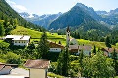 Gramais, Österreich Stockfotos