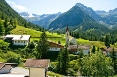 Gramais, Austria Stock Photos