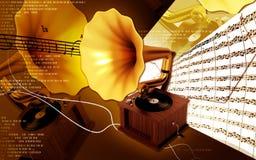 Gramaphone Royalty Free Stock Image