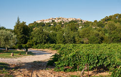 Grambois village, Provence, France Stock Photos