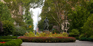 Gramercy Park Stock Photography