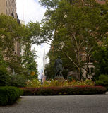 Gramercy Park Royalty Free Stock Images